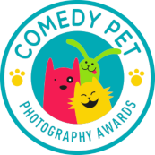 Comedy Pet Photography Awards Logo